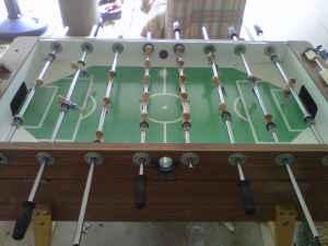 Foosball Table Vintage St Peter Mn For Sale In