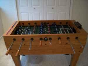 Foosball Table Lansing Mi For Sale In Lansing