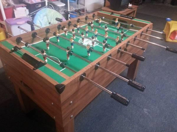 Foosball Table For Sale In Liberty Missouri Classified - Where to buy foosball table