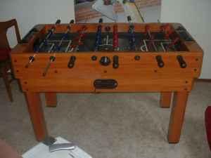 Foosball Table   $150 (Fargo)