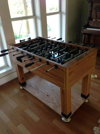 Foosball Table - $50