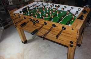 Foosball Table Full Size Whitehall For Sale In Muskegon