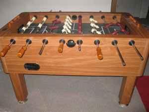 Foosball Table Tsa Salem Ut For Sale In Provo Utah
