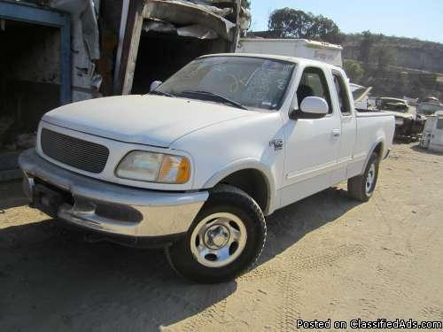 for parts 39 98 ford f150 for sale in lakeside california. Black Bedroom Furniture Sets. Home Design Ideas