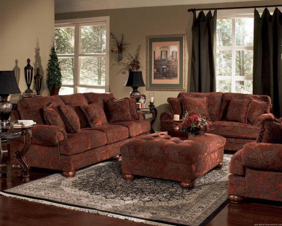 For Sale Ashley Furniture Sofa Love Seat Amp Ottoman