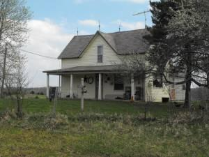 For Sale Old Farm House With Acreage Out Buildings And