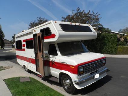 FOR SALE 1989 Lazy Daze Class C 23 5' RV