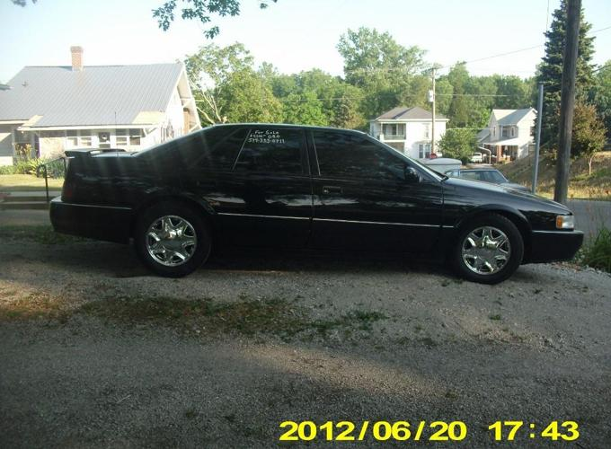 for sale 1995 cadillac sts for sale in logansport. Cars Review. Best American Auto & Cars Review