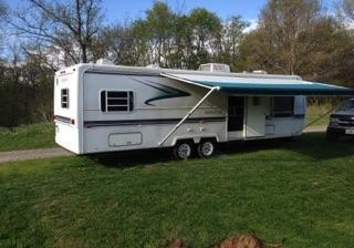 Holiday Rambler Alumascape Travel Trailers For Sale