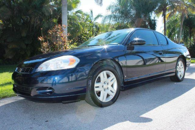 for sale 2007 chevrolet monte carlo for sale in west palm beach florida classified. Black Bedroom Furniture Sets. Home Design Ideas