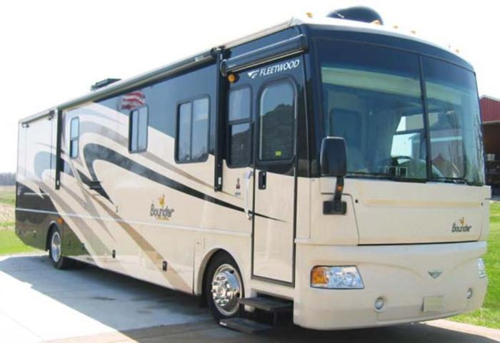 For Sale 2007 Fleetwood Bounder 38v For Sale In Bronx New