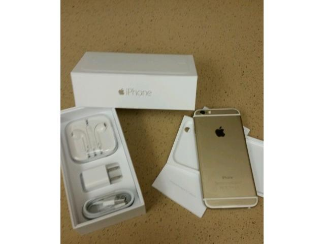 For sale Apple iPhone 6 128GB Gold @ 270USD Buy 2 Get 1
