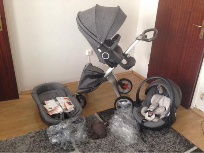 For Sale Brand new Stokke Xplory V4 2015Bugaboo Cameleon 3 Stroller