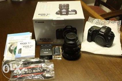 For Sale Canon EOS 5D Mark III 22.3 Megapixel Digital
