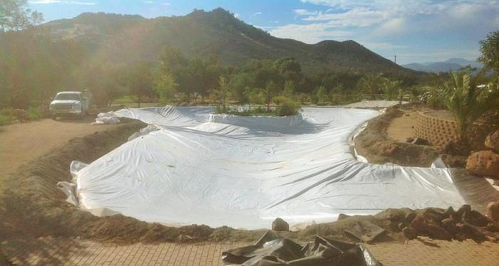 For Sale!Geomembrane liners for your garden/ponds!