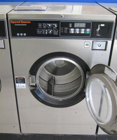 For Sale Speed Queen 27lb Front Load Washer Extractor 3ph