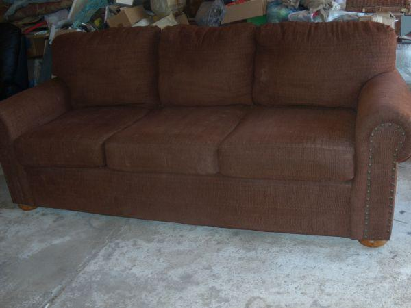 For sale sleeper sofa double recliner loveseat black couch for sale