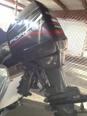 Force 120 Hp Outboard Motor For Sale For Sale In Houston