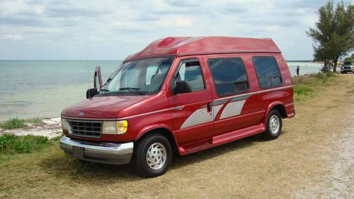 Ford 1993 Conversion Van Imaculate For Sale In Saint Petersburg Florida