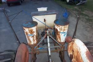Ford 2 row corn planter 3pth - $1000 (Nazareth, PA)