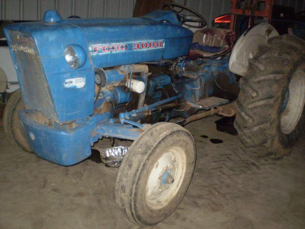 69 Ford 3000 Tractor : Salvageable through camaros for sale autos post