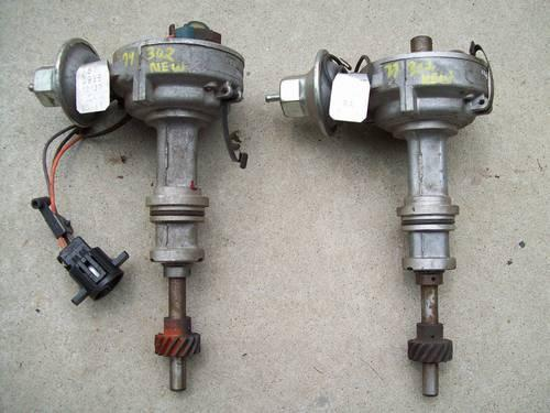 Ford 302 Distributers N.O.S. Car & Marine, Points &