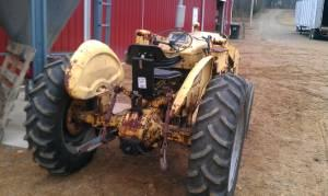 Ford 3400 Loader Tractor - $4500 (West brookfield)
