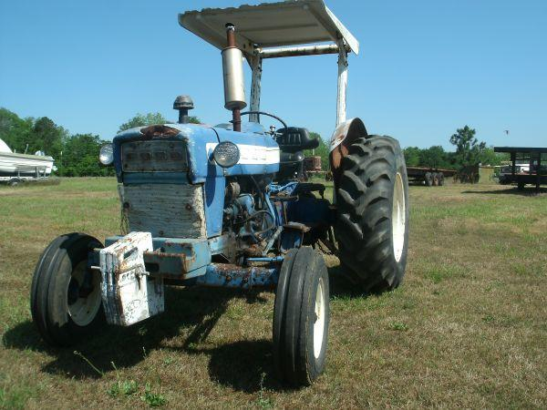 Ford 4000 Diesel Tractor : Ford diesel tractor tifton ga for sale in macon