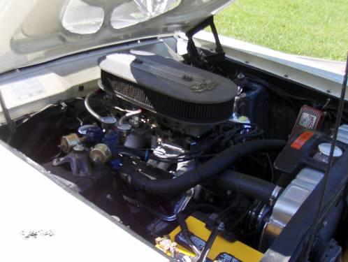 FORD 428 FE (464 CI) PRO BUILT-RACE ENGINE-DYNO 510 HP