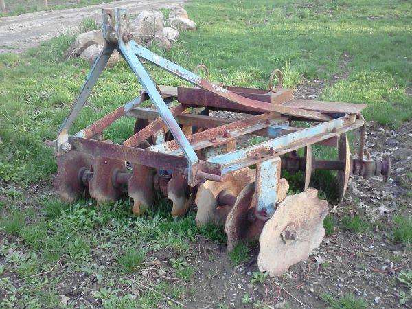 Ford 5ft 3pt Disc Lowellville For Sale In Youngstown