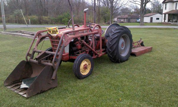 Ford 4000 Select O Matic : Ford tractor trade n lexington for sale in