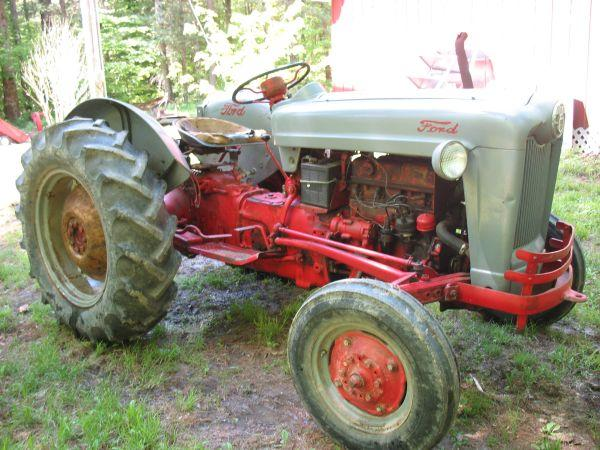 Ford Garden Tractors With Pto : Ford tractor richford for sale in binghamton new