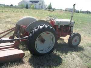 Ford 8N tractor - $2000 (Severance)