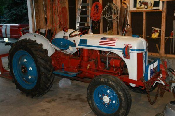 Ford 8n tractor mansfield for sale in mansfield ohio for 8n ford tractor motor for sale
