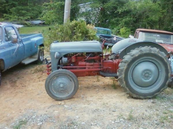 Ford N Tractor Whitwell Tn