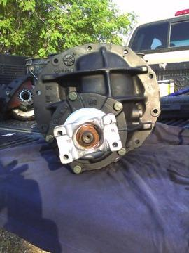 ford 9 inch posi trac 3rd member 350370 gears