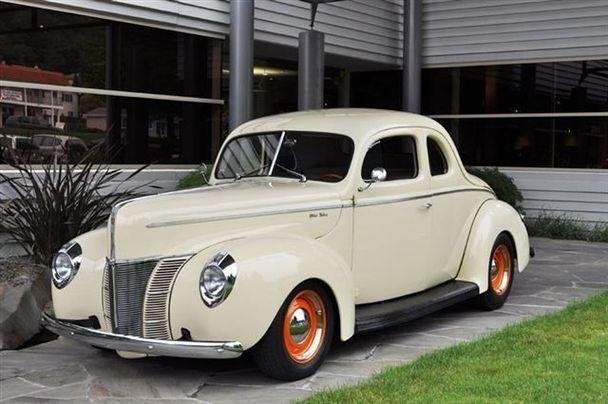 Ford Deluxe Coupe Price On Request