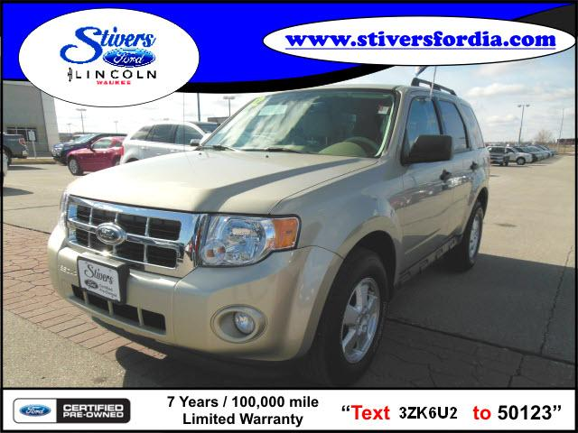 FORD Escape AWD XLT 4dr SUV 2012