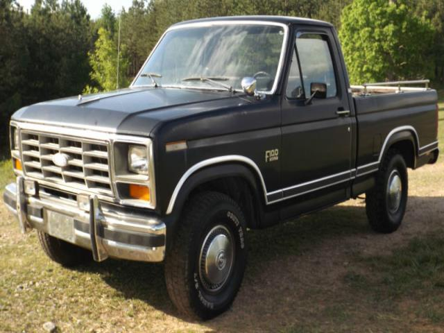 Ford F 100 XLT for Sale in Bolar Virginia Classified