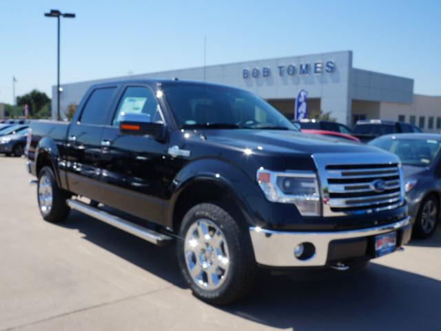 Ford F 150 4x4 King Ranch 4dr Supercrew Styleside 5 5 Ft Sb 2013 For Sale In Mckinney Texas