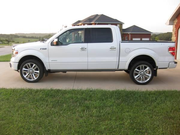 "Ford F150 Factory Rims For Sale >> Ford F-150 Limited OEM 22"" Wheels/Tires - for Sale in ..."