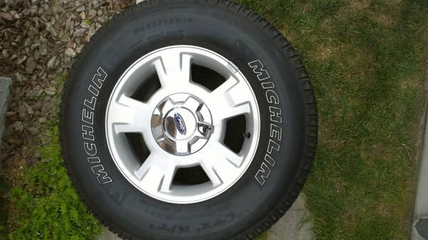 Ford F-150 Tires and Wheels - $500