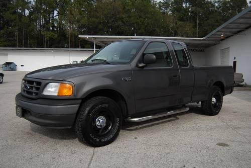 ford f150 2004 heritage king cab xl auto with 4 2 v6 engine gives you for sale in jacksonville. Black Bedroom Furniture Sets. Home Design Ideas