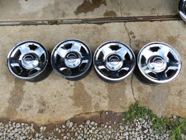 FORD F150 WHEELS - $150
