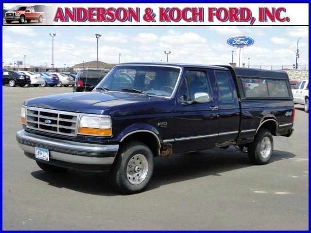 ford f150 xl 1995 1995 ford f 150 xl car for sale in north branch mn 4427088564 used cars. Black Bedroom Furniture Sets. Home Design Ideas