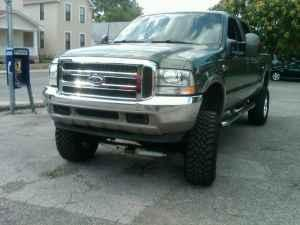 Ford F250/F350 Grille Conversion Kits - $300 (Downtown