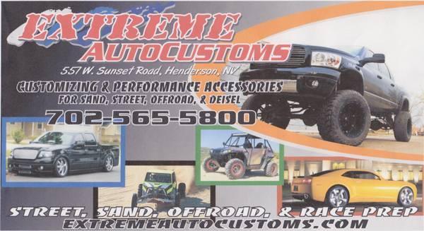 FORD F250 SUPER DUTY 4WD, 2011-2013 - 5 LIFT KIT - SERIES 2 - $1740