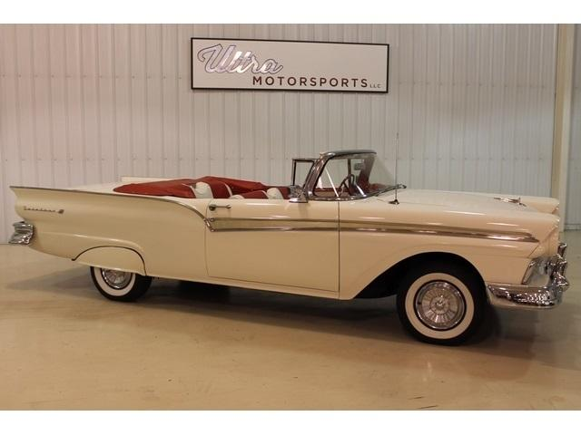 ford fairlane 1957 for sale in fort wayne indiana classified. Black Bedroom Furniture Sets. Home Design Ideas
