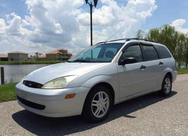 ford focus 2000 se wagon for sale in kissimmee florida classified. Black Bedroom Furniture Sets. Home Design Ideas