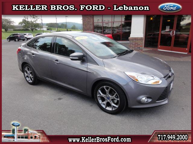 Keller Bros Ford >> FORD Focus SE 4dr Sedan 2013 for Sale in Avon, Pennsylvania Classified | AmericanListed.com